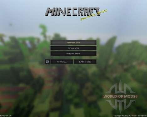 BetaBox [16х][1.8.1] pour Minecraft