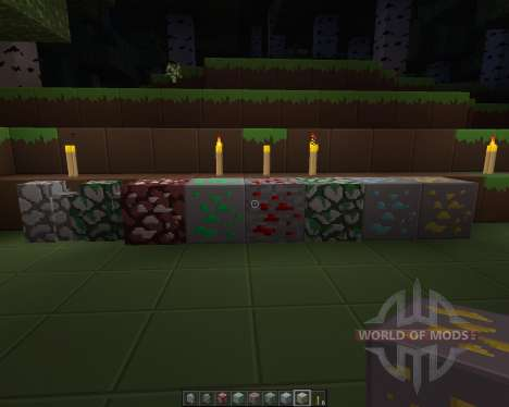 Y-5 pack [32x][1.7.2] pour Minecraft
