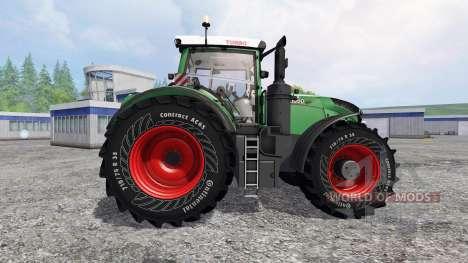 Fendt 1050 Vario v2.0 für Farming Simulator 2015