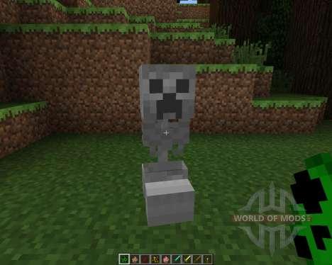 Skeletal Mobs [16x][1.7.2] pour Minecraft