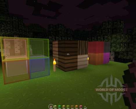 Tout simplement Magnifique [128х][1.8.1] pour Minecraft