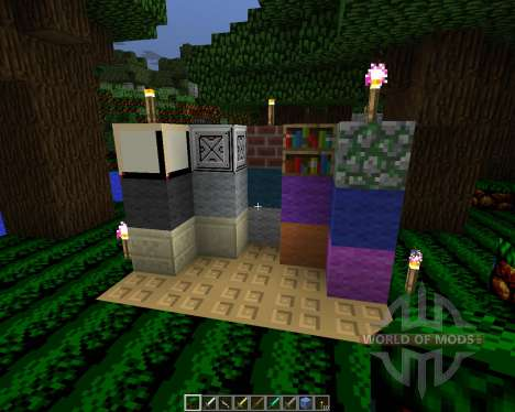 Contra Resource Pack [16x][1.7.2] pour Minecraft