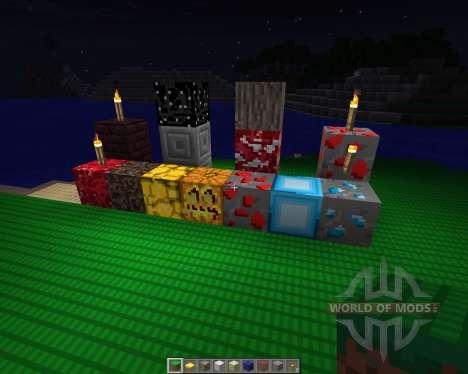 Newtimes [16x][1.7.2] für Minecraft
