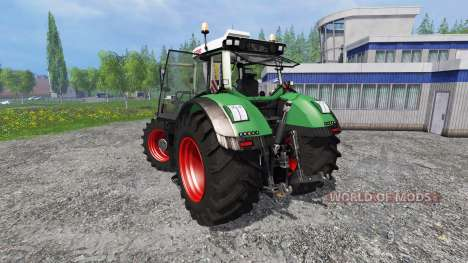 Fendt 1050 Vario [edit] pour Farming Simulator 2015