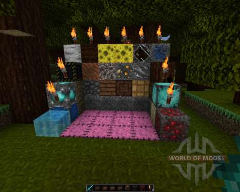 The Asphyxious CustomPack [16x][1.7.2] pour Minecraft