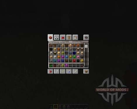 LIFE HD [128x][1.8.1] pour Minecraft