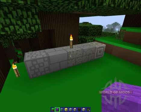 Simple.H [64x][1.7.2] für Minecraft