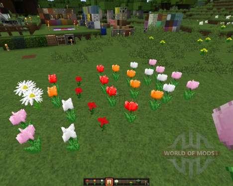 Jalele HD [32x][1.8.1] für Minecraft