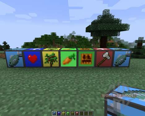 Little Helpers [1.7.2] pour Minecraft