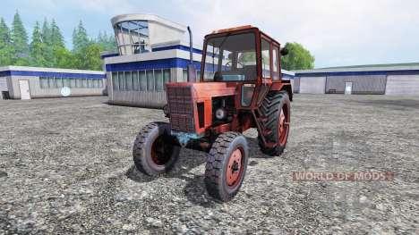 MTZ-80 [Bearbeiten] für Farming Simulator 2015