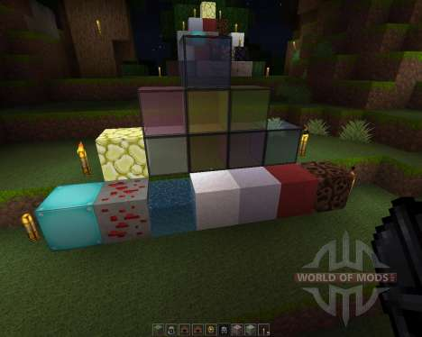 RetroSource Pack v1.1 [64x][1.7.2] pour Minecraft