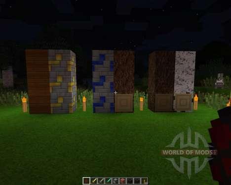 Serinity HD [64х][1.8.1] für Minecraft