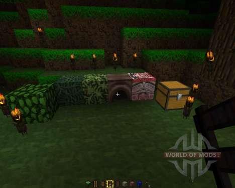 Iron Horse [64x][1.7.2] für Minecraft
