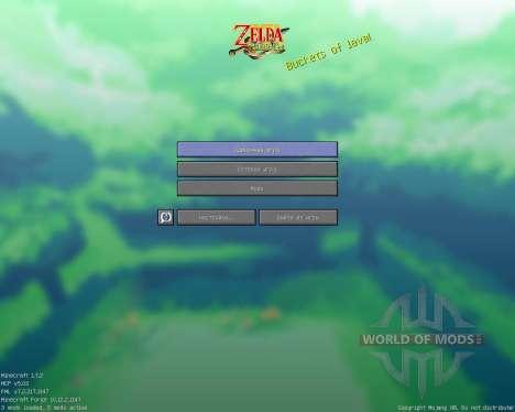 Zelda Minish Cap [16x][1.7.2] pour Minecraft