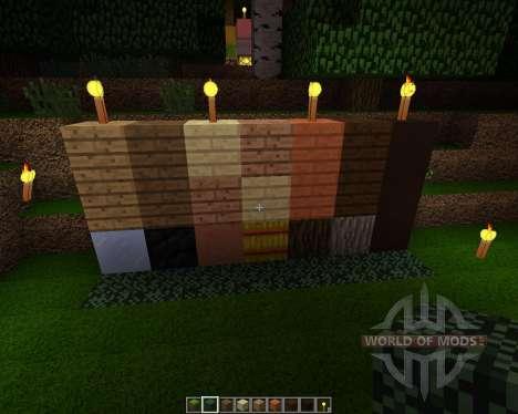 True Craft [64x][1.7.2] pour Minecraft