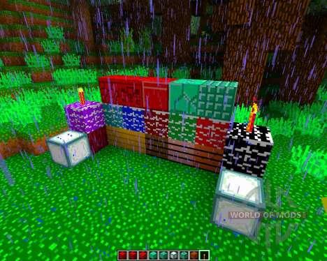 SES-8-BIT-Texturen [8х][1.8.1] für Minecraft