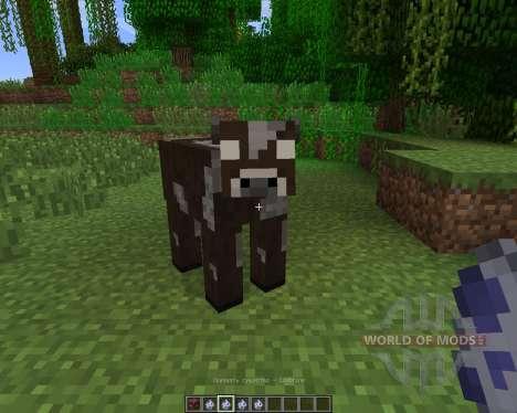 Herobrine [1.6.2] für Minecraft