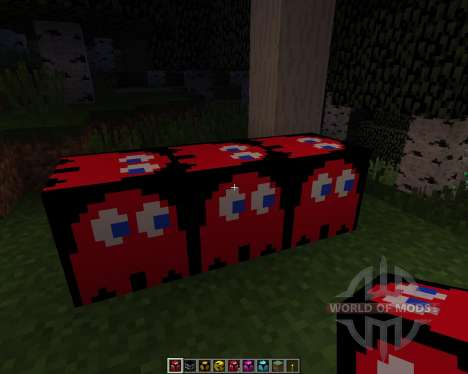 Pacman Pack [32х][1.8.1] pour Minecraft
