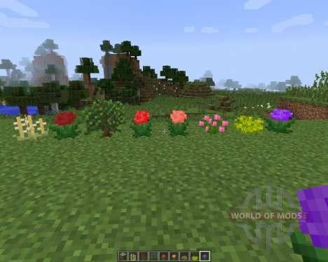 Plant Mega Pack [1.7.2] pour Minecraft