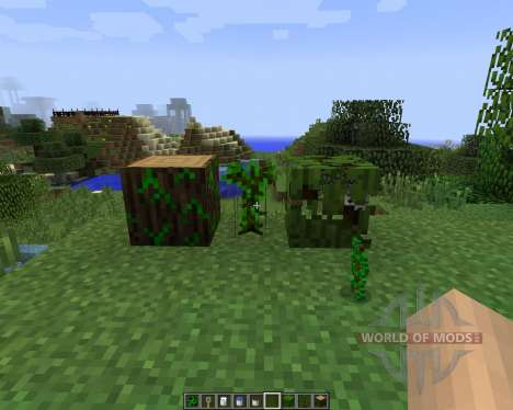 CocoaCraft [1.7.2] pour Minecraft