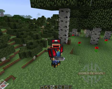 Nintendo Fan resource pack [16x][1.7.2] pour Minecraft