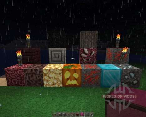 Ovos Rustic [64x][1.7.2] pour Minecraft