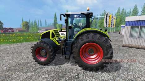 CLAAS Axion 950 v0.5 pour Farming Simulator 2015