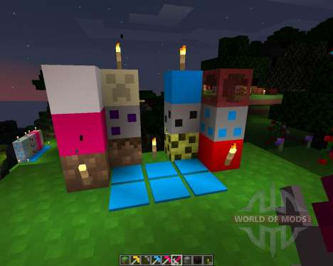Bubbly Pack [8x][1.7.2] pour Minecraft