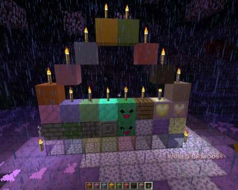 Pastel Melody [16x][1.8.1] pour Minecraft