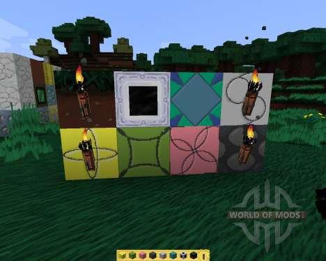 SRDs Chromatose [64x][1.8.1] für Minecraft