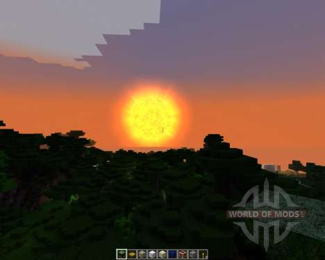 HD Vision [32x][1.7.2] pour Minecraft