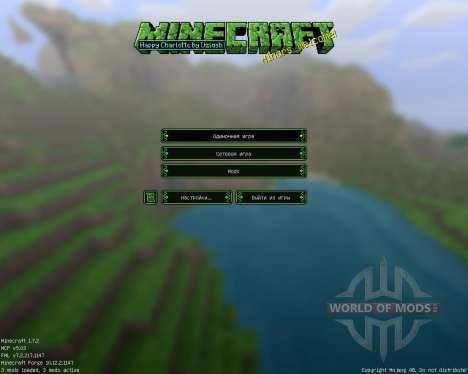 Happy Charlote [16x][1.7.2] für Minecraft