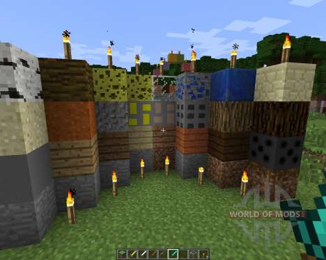 UnComplex Craft [Version: 1.2] [16x][1.7.2] pour Minecraft