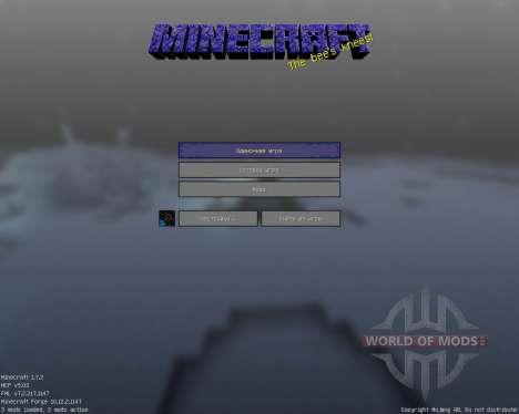 New World [32x][1.7.2] für Minecraft