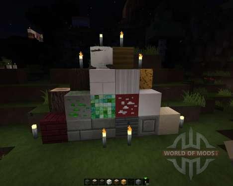 Beyaz Tron [64x][1.7.2] für Minecraft