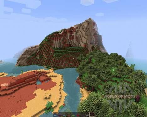 Floatsy, Cuteness Reinvented [16x][1.8.1] für Minecraft
