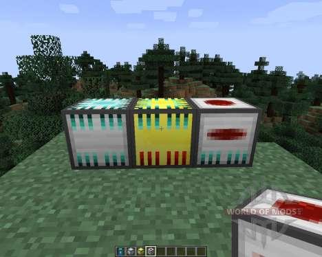 Dynamic Transport [1.7.2] pour Minecraft