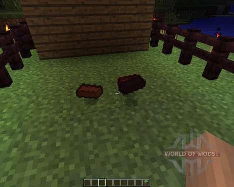 Throwable Bricks [1.6.2] pour Minecraft