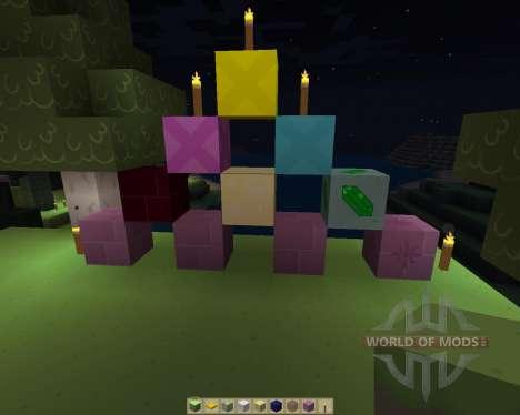 Flutterstorms [64x][1.7.2] für Minecraft