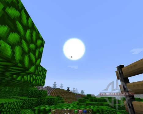 ElvelandLight [32x][1.7.2] pour Minecraft