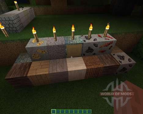Finlandia [64x][1.7.10] pour Minecraft