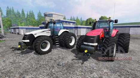 Case IH Magnum CVX 380 v1.4b pour Farming Simulator 2015