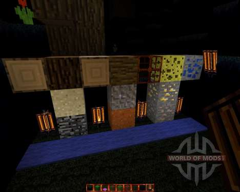 Eternal Night [32x][1.7.2] für Minecraft