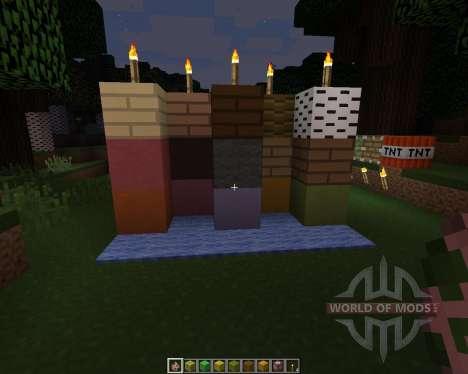 JCraft [16х][1.8.1] für Minecraft