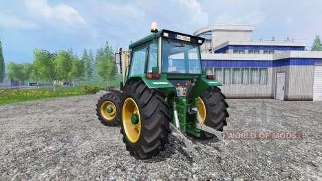 Buhrer 6135A Black Beauty pour Farming Simulator 2015