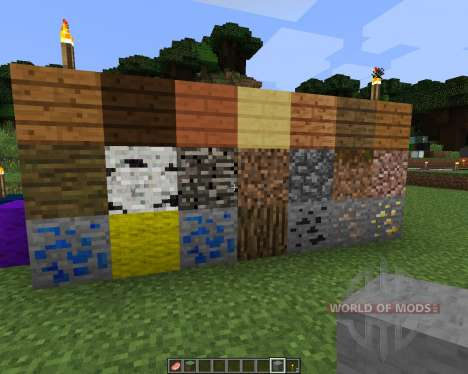 Supracraft [128x][1.8.1] pour Minecraft