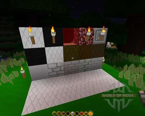 GlowCraft [64x][1.7.2] für Minecraft