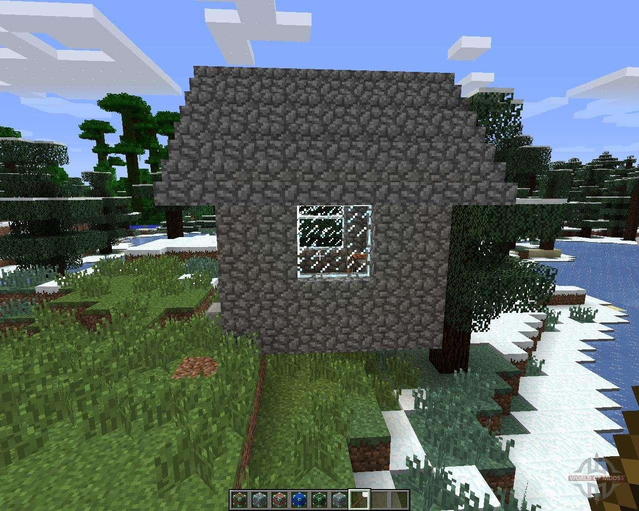 Insta House 1 6 2 Fur Minecraft
