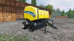 New Holland Roll-Belt 150 für Farming Simulator 2015
