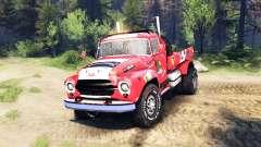 ZIL-130 4x4 autocross [13.04.15] pour Spin Tires
